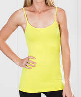Yellow Layering Camisole