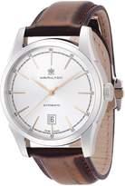 Hamilton Men's H42415551 American Classic Spirit Of Liberty Analog Display Swiss Automatic Brown Watch