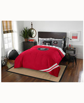 Northwest Company Georgia Bulldogs Full Bed Set