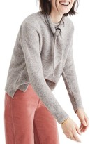 Madewell Women's Sweater & Scarf Set