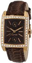 Esprit Women's Quartz Watch A.ES103062004 with Leather Strap
