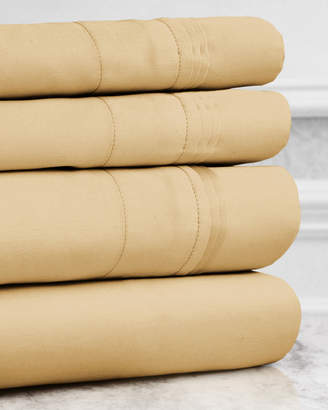 Valentino Luxor Linens 4Pc Sheet Set