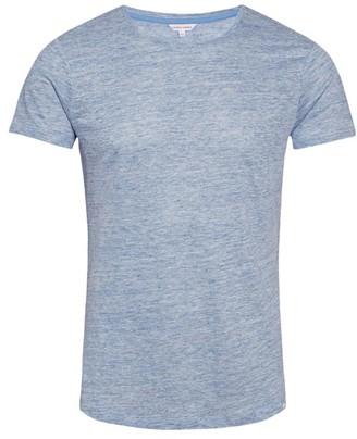 Orlebar Brown Slim-Fit Melange Linen T-Shirt