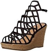 Schutz Women's Marilyn Espadrille Wedge Sandal