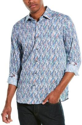 Robert Graham Night Ladies Woven Shirt