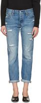 Levi's Levis Blue 501 Ct Jeans