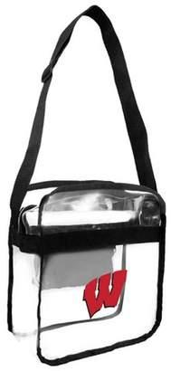 NCAA Little Earth Clear Carryall Cross Body Bag