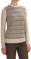 Barbour Land Rover Stydon Sweater - Lambswool (For Women)