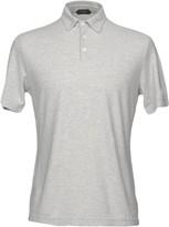 Zanone Polo shirts - Item 12093867