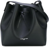 Lancaster crossbody bucket bag