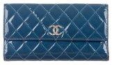 Chanel Brilliant Long Wallet