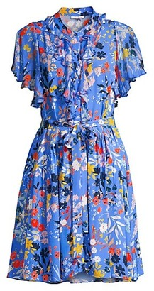 Shoshanna Rylee Floral Dress