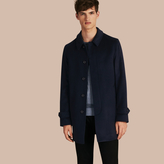 Burberry Virgin Wool Cashmere Car Coat