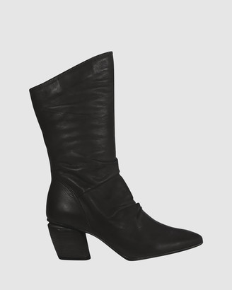 EOS Women's Black Knee-High Boots - Atticus - Size One Size, 39 at The Iconic