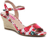 Betsey Johnson Athena Espadrille Wedge Sandal - Women's