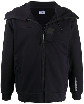 C.P. Company Urban Protection zip-up hoodie