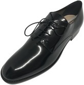 Christian Dior Black Leather Lace ups