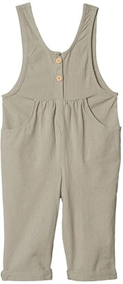 Cotton On Tessa Jumpsuit (Toddler/Little Kids/Big Kids) (Silver Sage) Girl's Jumpsuit & Rompers One Piece