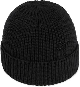 Gucci Cotton hat with InterlockingG