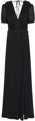 Rebecca Vallance Luna Short-Sleeve Gown