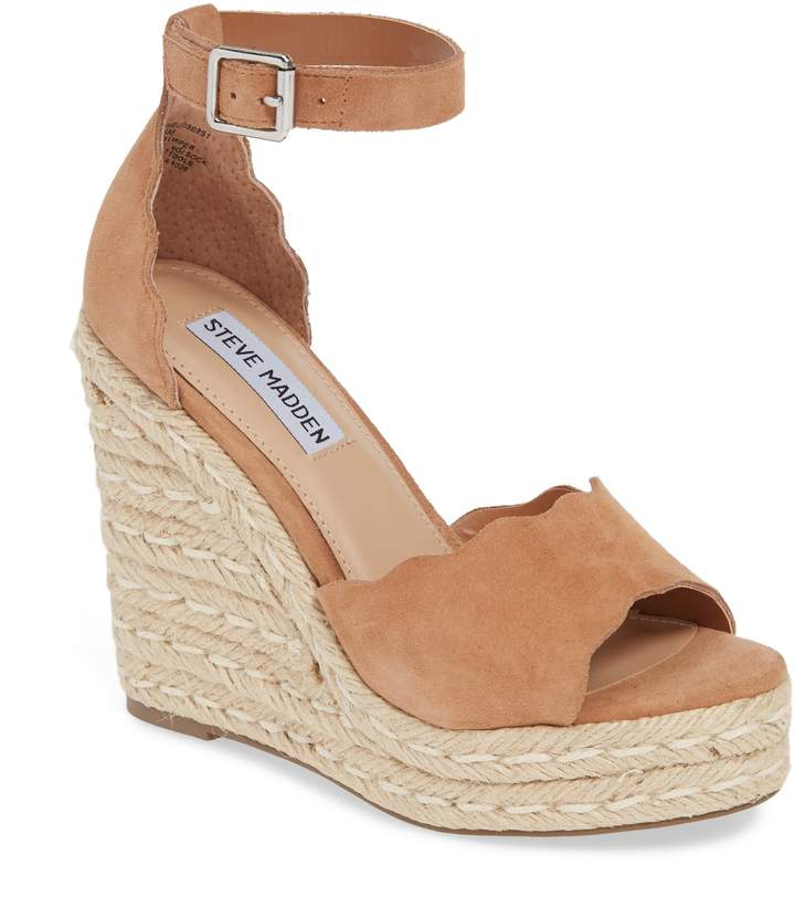 a9c433ebcba53 Steve Madden High Wedge Women's Sandals - ShopStyle