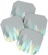 DENY Designs Mareike Boehmer Graphic 108 Z Coaster Set