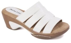 Rialto Valora Casual Slide Sandals Women's Shoes