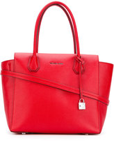 Michael Kors Mercer tote - women - Leather - One Size