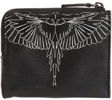 Marcelo Burlon County of Milan Asier Printed Leather Wallet