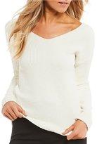I.N. San Francisco Long-Sleeve Sweater