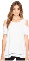 Lysse Mira Top Women's Short Sleeve Pullover