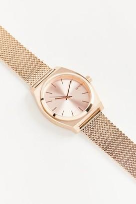 Nixon Timer Teller Milanese Watch