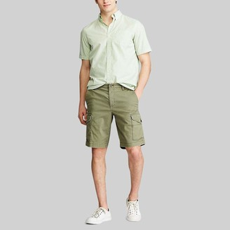 """Chaps Men's Classic-Fit Stretch Cotton 10"""" Cargo Short"""
