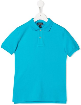 Ralph Lauren Kids Pique Polo Shirt