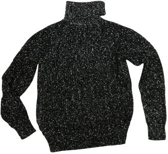 Le Ciel Bleu Black Wool Knitwear