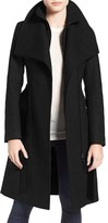 Mackage Women's Belted Wool Blend Coat