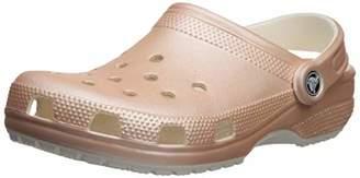 Crocs Unisex-adult Classic Metallic Clog