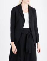 Y's Ys Notch-lapel wool jacket