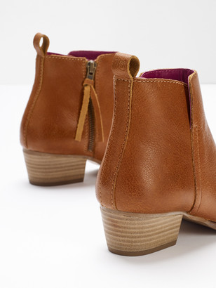 White Stuff Eliza Ankle Cuban Heel Boots
