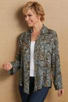 Soft Surroundings Marquise Cardi