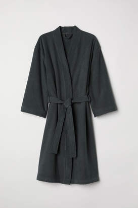 H&M Terry Bathrobe