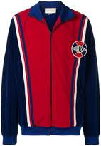 Gucci panelled track jacket