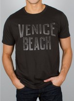 Junk Food Clothing Venice Beach Tee-bkwa-s