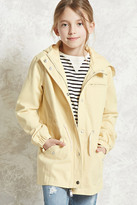 Forever 21 FOREVER 21+ Girls Utility Jacket (Kids)
