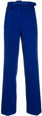 Givenchy high waisted belted trousers