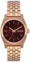 Nixon Women's Time Teller Bracelet Watch, 31Mm