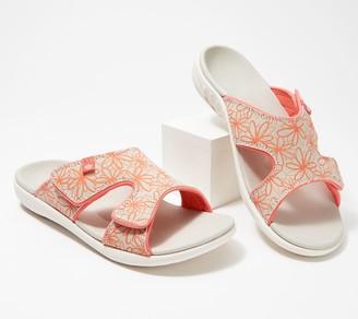 Spenco Orthotic Slide Sandals - Kholo Picasso