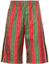 Gucci Horsebit Chain print shorts