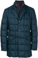 Fay internal layer padded jacket