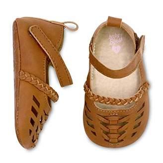 Osh Kosh Girls Huarache Sandal Crib Shoe